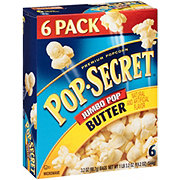 Pop Secret Jumbo Pop Butter Microwave Popcorn