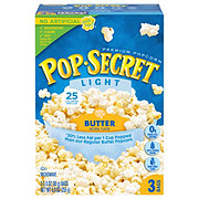 Pop Secret Light Butter Microwave Popcorn