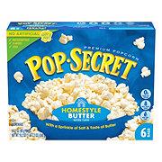 Pop Secret Microwave Homestyle Premium Popcorn