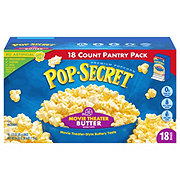 Pop Secret Movie Theater Butter Microwave Popcorn