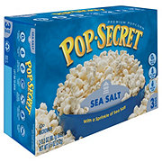 Pop Secret Sea Salt Premium Popcorn