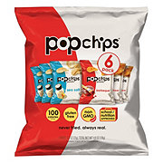 Popchips Assorted Popped Chip Snack