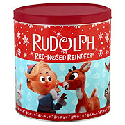 Popcorn Expressions Signature Brands Rudolph Popcorn Tin 2016