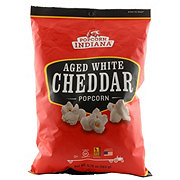 Popcorn, Indiana Aged White Cheddar