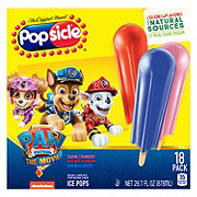 Popsicle Paw Patrol Ice Pops