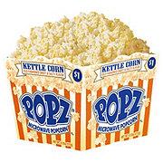 Popz Kettle Corn Microwave Popcorn Tub