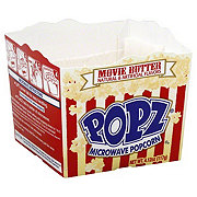 Popz Movie Butter Microwave Popcorn