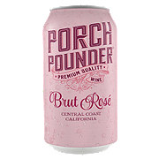 Porch Pounder Rose Sparkling