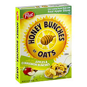 Post Honey Bunches of Oats Apple Cinnamon Cereal