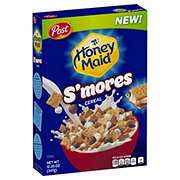 Post Honey Maid S'mores Cereal
