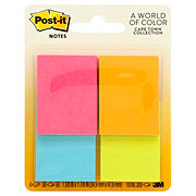 Post-it 1.5x2 in Notes, Colors May Vary
