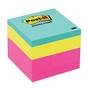 Post-it Cube Pink Wave