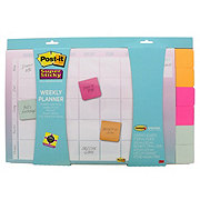 Post-it Notes 18x12 in Weekly Planner