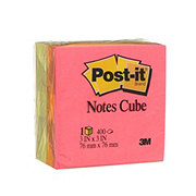 Post-it Notes Cube, Canary Wave