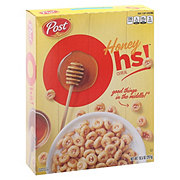 Post Oh's Honey Graham Cereal