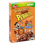 Post Peanut Butter & Cocoa Pebbles Cereal