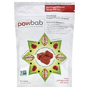 Powbab Baobab Superfruit Chews Immunity Strength