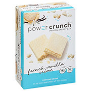 Power Crunch French Vanilla Protein Energy Bars