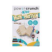 Power Crunch Kids Snapstick Birthday Cake Protein Bars