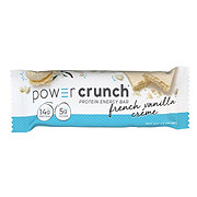 Power Crunch Original French Vanilla Creme Protein Energy Bar
