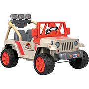 Power Wheels Jurassic Park Jeep