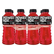 Powerade Fruit Punch Sports Drink 20 oz Bottles