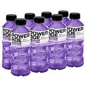 Powerade Grape Zero Calorie Sports Drink 20 oz Bottles
