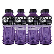 Powerade Ion4 Grape Sports Drink 20 oz Bottles