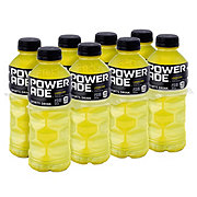 Powerade Lemon Lime Sports Drink 20 oz Bottles