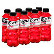 Powerade Zero Fruit Punch Sports Drink 20 oz Bottles