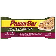 PowerBar Harvest Energy Oatmeal Raisin Cookie Bar