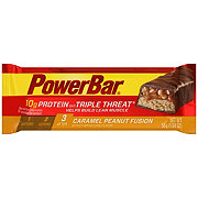 PowerBar Triple Threat Caramel Peanut Fusion Protein Bar