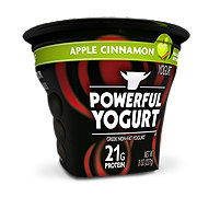 Powerful Yogurt Apple Cinnamon Greek Non-Fat Yogurt