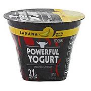 Powerful Yogurt Banana Yogurt