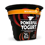 Powerful Yogurt Mango Non-Fat Greek Yogurt