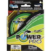 PowerPro Hi-Viz Yellow Trout Magnet Crank 150 Yards