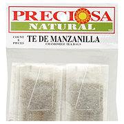 Preciosa Natural Manzanilla Chamomile Tea Bags