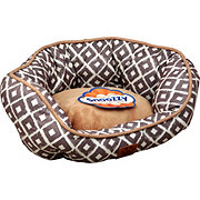 Precision Pet Products SnoozzyIkat Clamshell19 in Bed