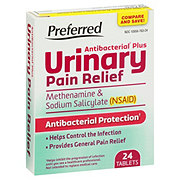 Preferred Antibacterial Plus Urinary Pain Relief