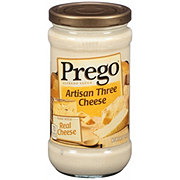 Prego Artisan Three Cheese Alfredo Sauce