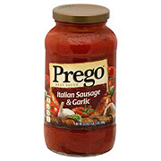 Prego Italian Sausage and Garlic