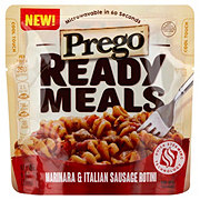 Prego Ready Meals, Marinara & Italian Sausage Rotini