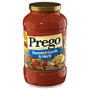 Prego Roasted Garlic & Herb Pasta Sauce