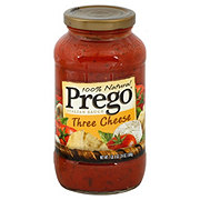 Prego Three Cheese Pasta Sauce