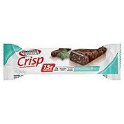 Premier Protein Crisp Protein Fiber Bar, Chocolate Mint