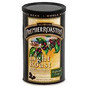 Premier Roasters Gourmet Light Roast Whole Bean Coffee