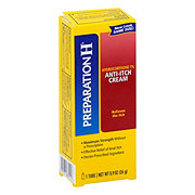 Preparation H Anti-iIch Hydrocortisone 1% Cream