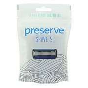 Preserve Shave 5 Replacement Blades