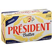 President Imported Salted Butter