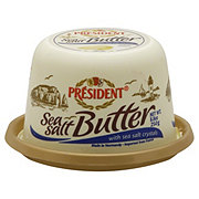 President Sea Salt Butter Motte